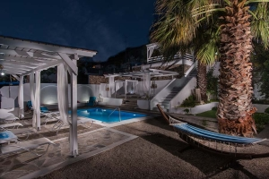 Gallery, Alexandros Village Milos hotels rooms pool suites